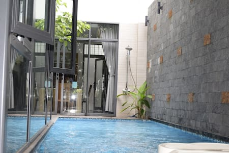 3-UNIT Selection in 2nd Floor BAU Pool Villa . - Da Nang