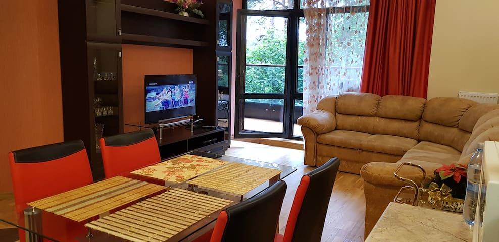 Apartament-studio in the centre of Svetlogorsk