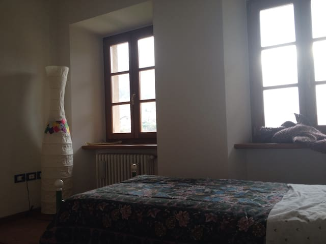 stanza privata + bagno Trento - Povo - Casa