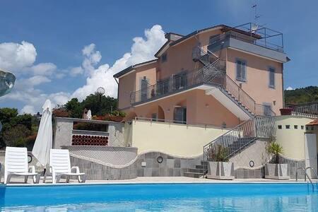 Villa Rita relais - Casal Velino - Villa