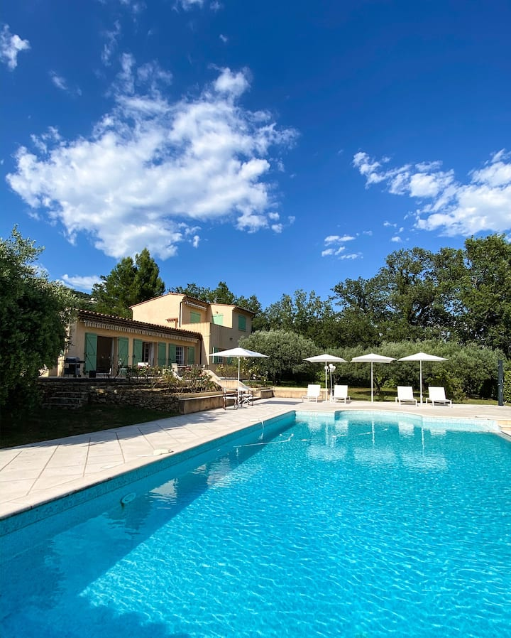 Holiday Villa with Large Pool great for Families