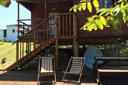 2bed mountain view beach cottage - Ponta do Ouro