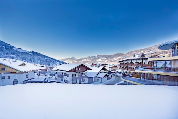 Ferienapartment mit großer Terrasse - Kirchberg in Tirol - Pis