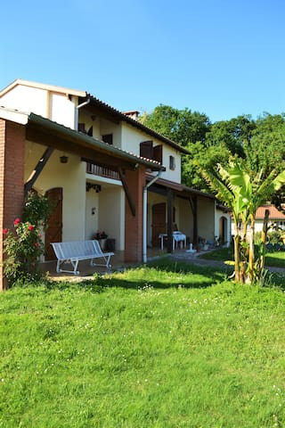 Villa très calme à 20 km de Toulouse - Vacquiers - Hus