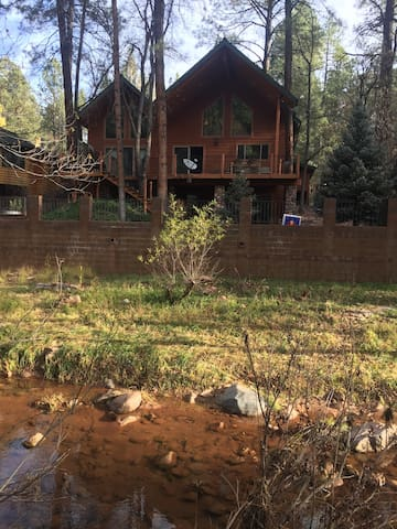 Luxury Cabin on Tonto Creek