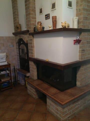 monolocale in casa rustica - Offida - Huoneisto