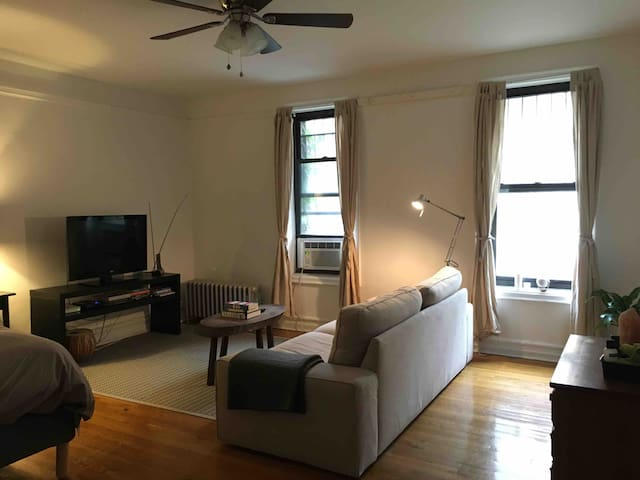 Charming & Spacious 1 BR; Steps to Brooklyn Museum
