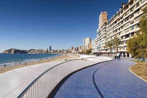 Arrendamento de férias Benidorm-Alicante