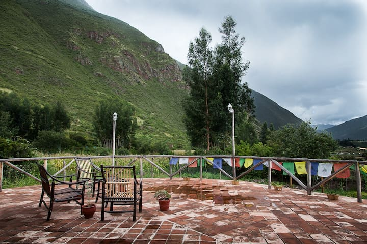 Yoga House Sacred Valley - Bright & spacious room - Calca - Hus