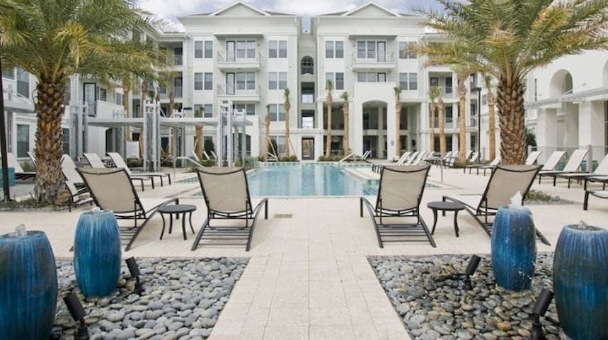Luxury Apartment at Millenia - Orlando - Apartment
