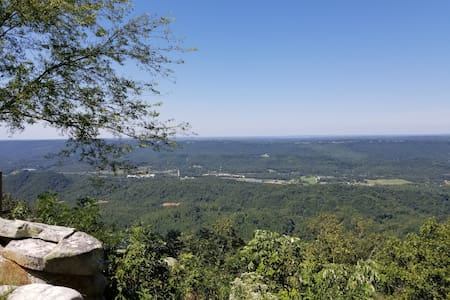On the Edge-Lookout Mountain