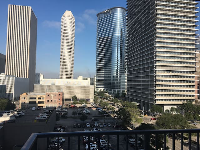 Studio downtown summer rental - Houston - Apartamento
