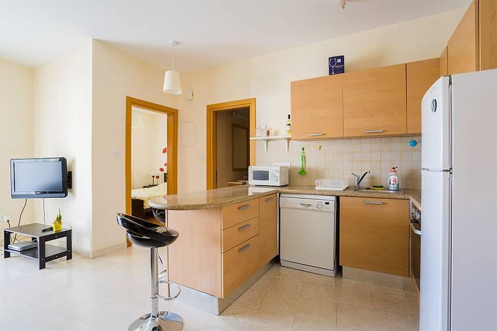 1-bedroom cozy flat near the sea - Limassol - Huoneisto
