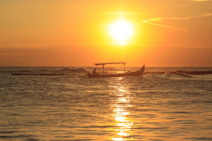 Surf Bali Adventures Home stay
