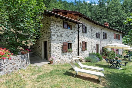 Villa il Gufo - San Marcello Pistoiese - 別荘