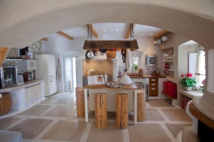 ARCHAION KALLOS - Naxos - Villa