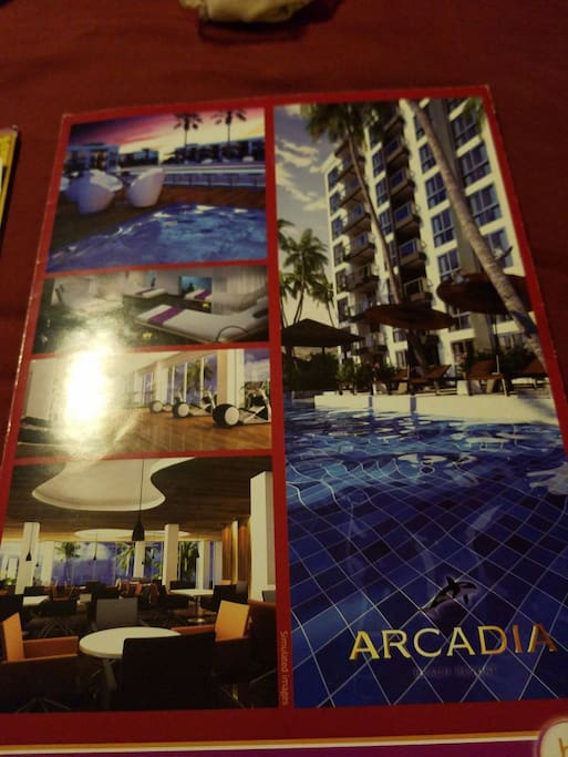 Arcadia Chonburi resort