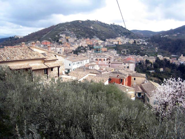 Beautiful house with panoramic view - Arpino - Dom