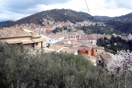 Beautiful house with panoramic view - Arpino