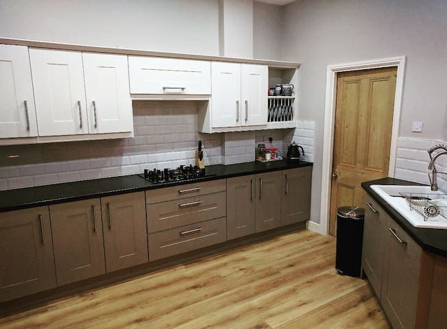 Lovely Terraced House near Penny Lane, Liverpool - Liverpool - House