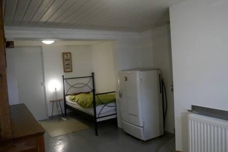 Chambre avec WC et douche privative - Haus