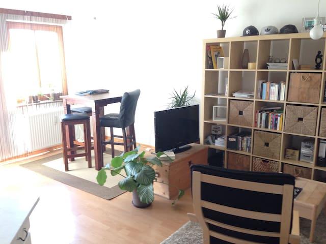 Gemütliche 48qm Wohnung in Sendling - München - Apartment