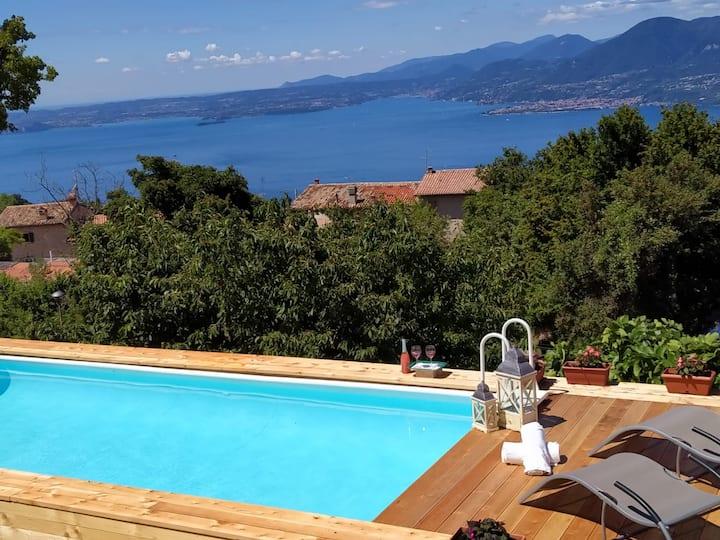 Sonnige Villa, villa del Sole, Sunny Villa
