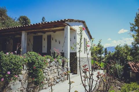 CASA DE CAMPO CUSHTA | A 20 minutos de Huaraz