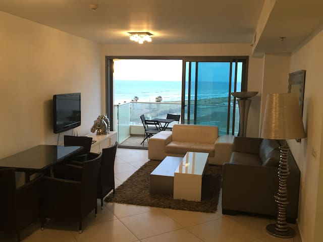 Luxury Hotel Apartment -West Boutique TLV -SeaView