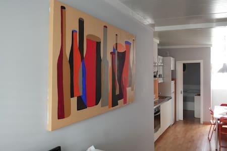 Lovely 1bd attic downtown - 大加那利岛拉斯帕尔马斯 - 公寓