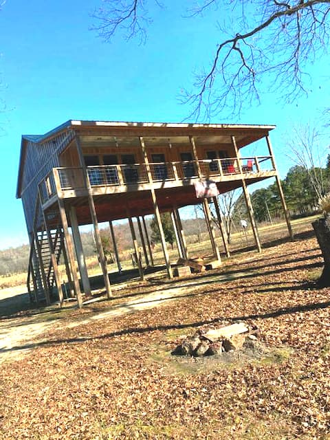 Stoney Point River Cabin