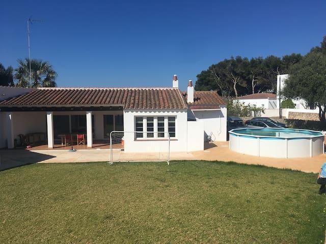 CASA SACALETA MON - Ciutadella de Menorca - House