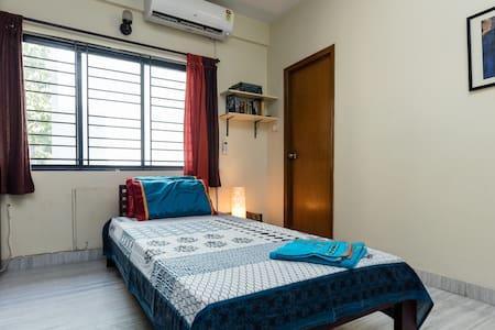 Cosy Suite in Posh Downtown - Kolkata - Apartment