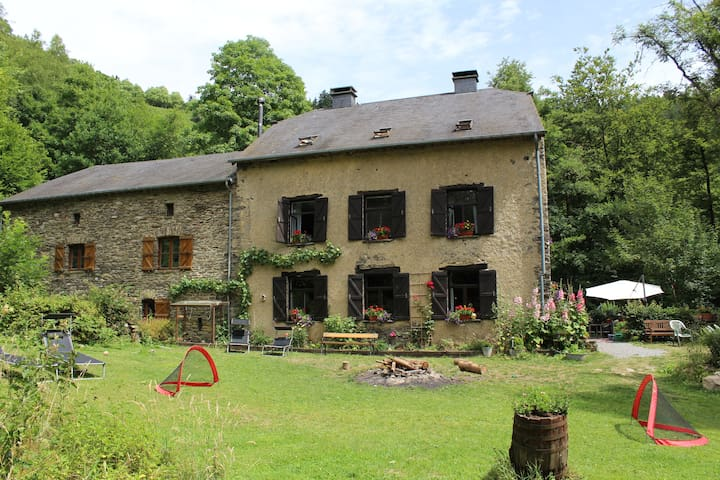 Moulin du Rivage. Last minute - Bouillon - Casa