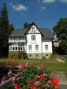 Helle Dachgeschosswohnung im Kurbad - Bad Elster - Квартира