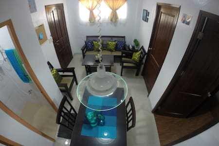 Boracay 2 br home 100m to beach - Malay