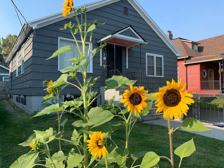 Spokane's most walkable neighborhood