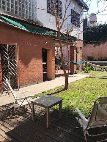 Private room at CASA GALICIA