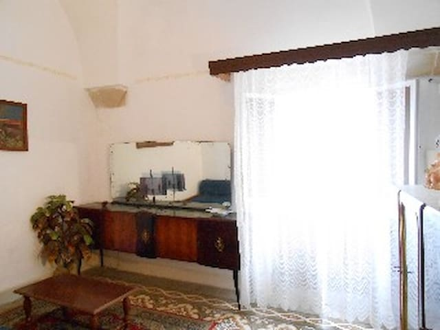 Salento in antica casa a corte - Giuggianello - Appartement