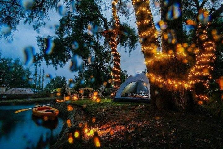 camping experience cochabamba. Bolivia.