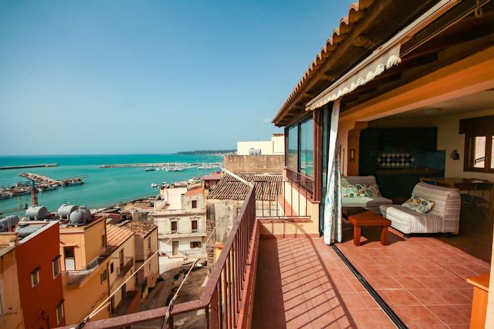 Bluecasavacanze Sciacca Sicilia Centro Storico 2