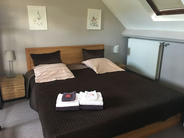 Stylish room in a nice house in a residential area