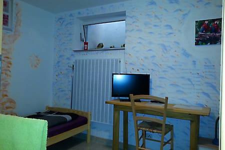 Gemütliches kleines Zimmer für 1-2 Personen - Casa de hóspedes
