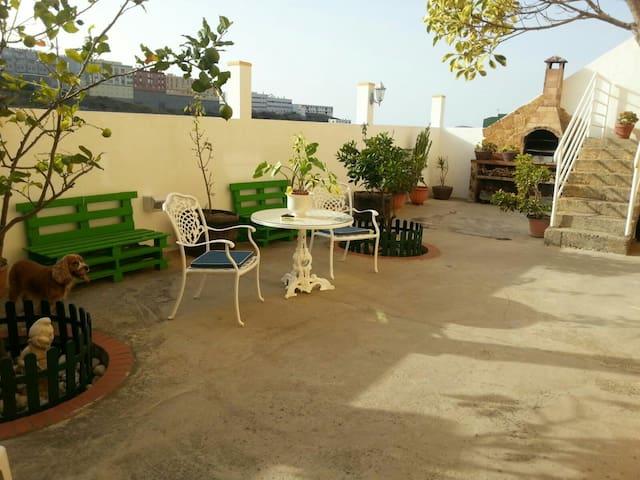 Apartamento con terraza - Arucas - Apartment