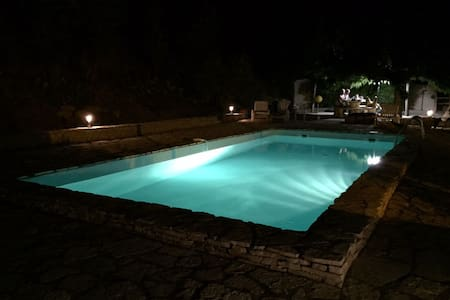 La Cachette - Large family villa with private pool - Roquebrun - 別荘