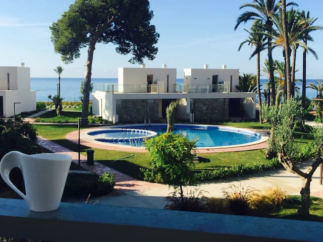 Luxury townhouse on the beach - Villajoyosa - Rumah