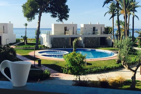 Luxury townhouse on the beach - Villajoyosa