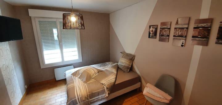 3-chambre COLLOC maison indépendante-IDEAL CNPE
