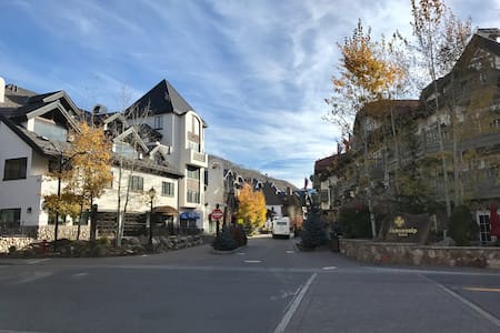 Beautiful spot in the heart of Vail Village. - Társasház