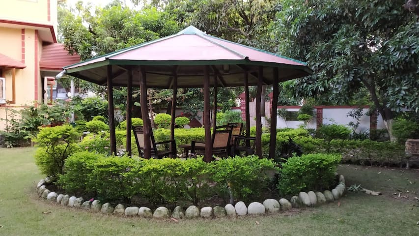 The Corbett Orchard - Home Stay at Ramnagar